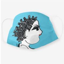 Tiffany Knots Face Mask