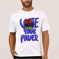 Vote Power Male TShirt
