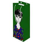 Ugly Sweater Wine Gift Bag