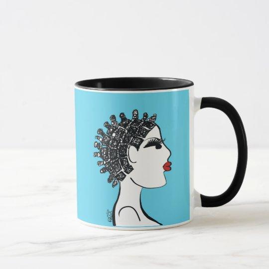 Tiffany Knots Mug