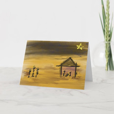 Christ Birth Card