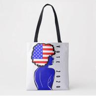 Vote 2020 Canvas Bag