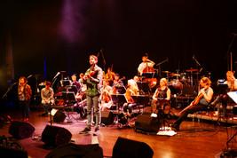 Strålende konsertopplevelse med Nordic Sound Folk Orchestra