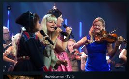 Nordic Sound Folk Orchestra på NRK