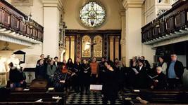 Konserter med Ensemble 96