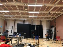 Innspilling med Janne Hea og Mjøsfolk