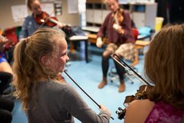 Ny høst med Unge folkemusikere i Oslo