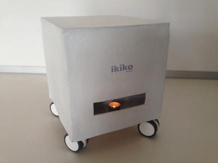 ikiko kerzenofen in original größe...
