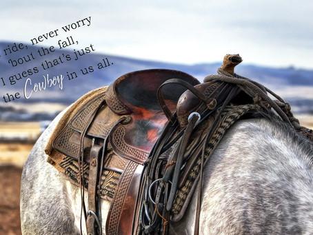 Here comes Rodeo season...