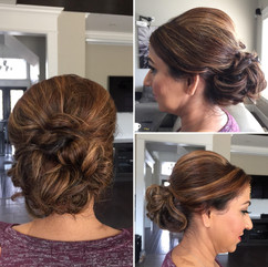 Indian hair style