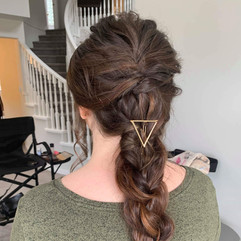 Bridesmadi hair
