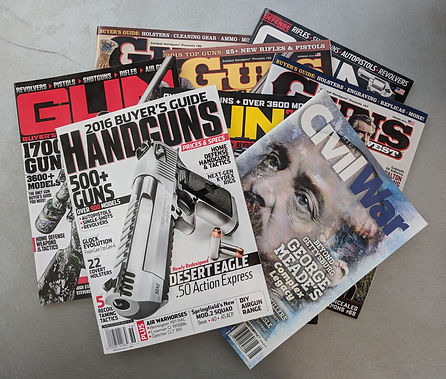 magazines, articles, guns, athlon outdoors