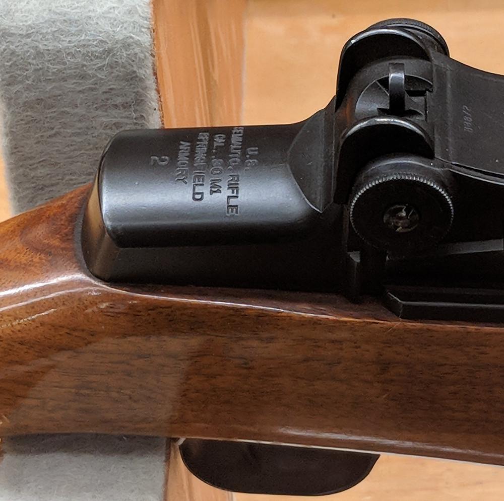 M1, Garand, rifle
