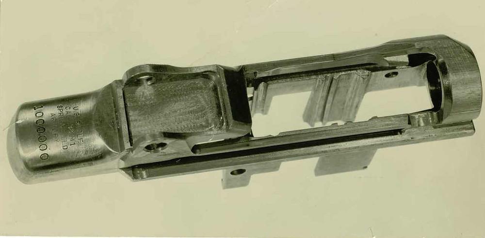 Garand, M1, rifle, presentation