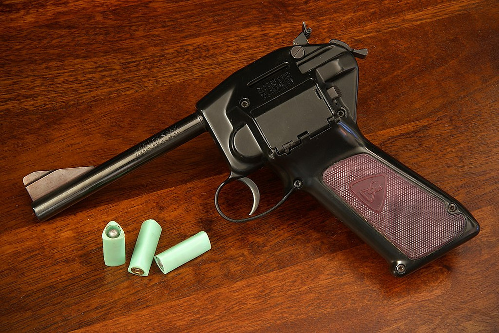 Dardick Revolver, Trounds