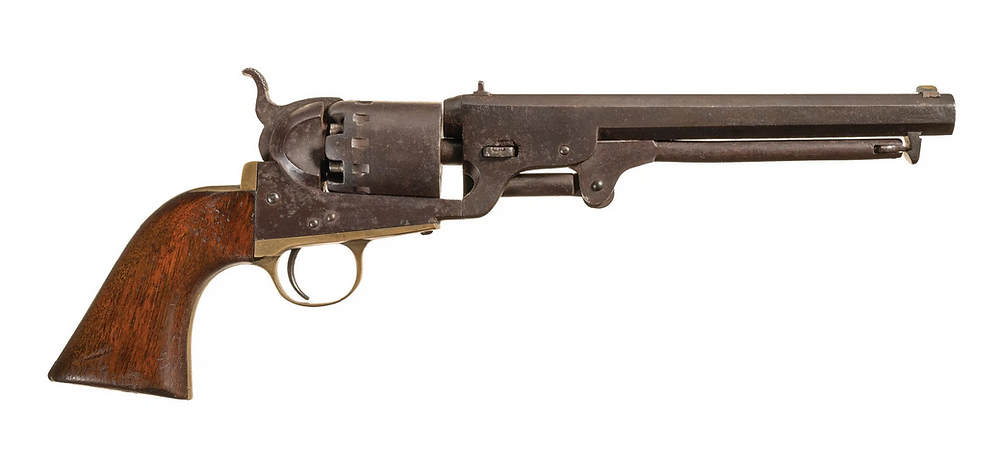 Augusta Machine Works revolver