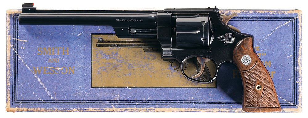 Smith & Wesson, Registered Magnum