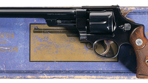 Smith & Wesson Registered Magnum