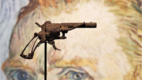 I Don't Believe It: Van Gogh's Suicide Gun