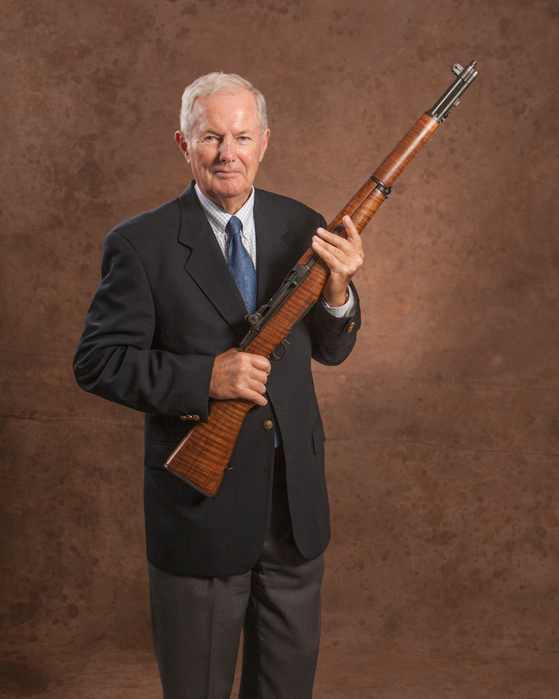 Garand, rifle, M1, Allan Cors, NRA