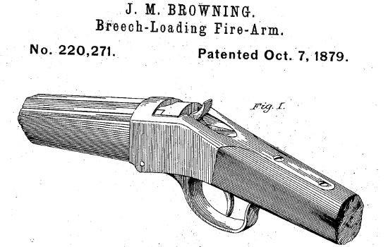 Browning, patent, High Caliber History