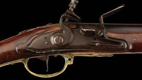 Gun that Fired the 1st Shot at Bunker Hill