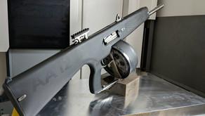 The AA-12 Automatic Shotgun