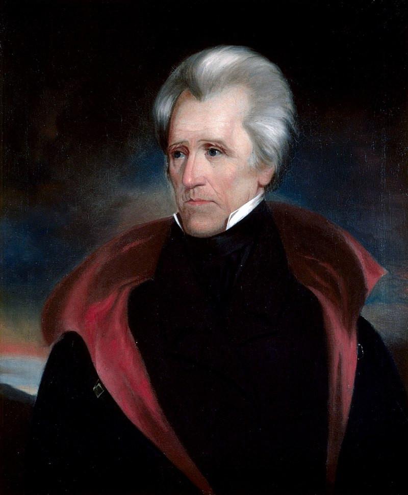 POTUS, President, Andrew Jackson