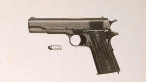 The Final Colt 1911 from WWI