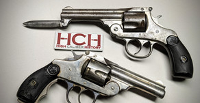 Knives, Knuckle Dusters, and Revolvers