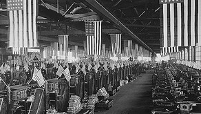 Arming Up: WWI Boosted Rifle Production by 11,700%