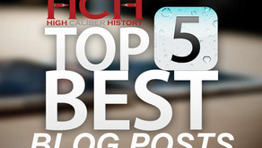 Top 5 Posts from 2019