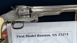Outlaw John Wesley Hardin's Revolver