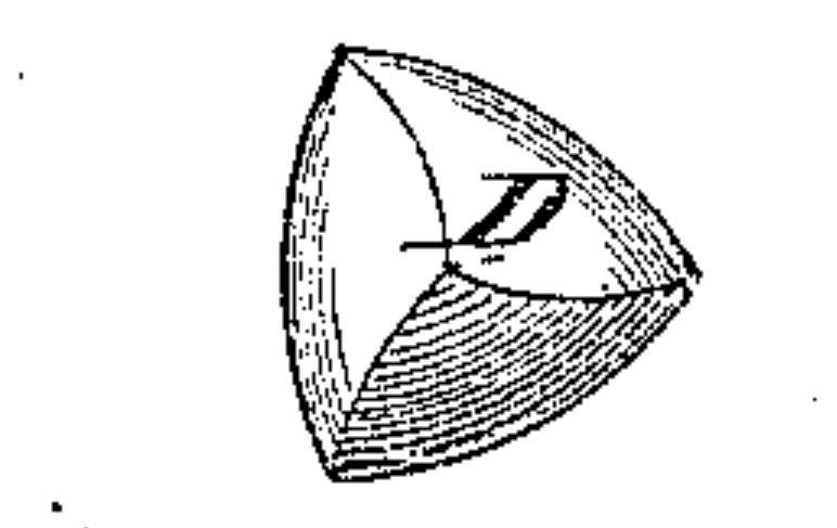 Schneeloch, triangle, patent