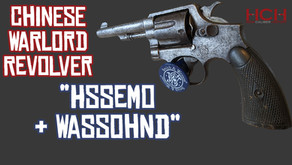 Chinese Warlord Era Revolver