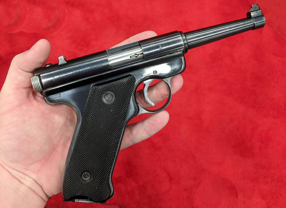 Ruger, pistol, Ruger Standard