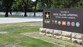 Museum Visit: Rock Island Arsenal