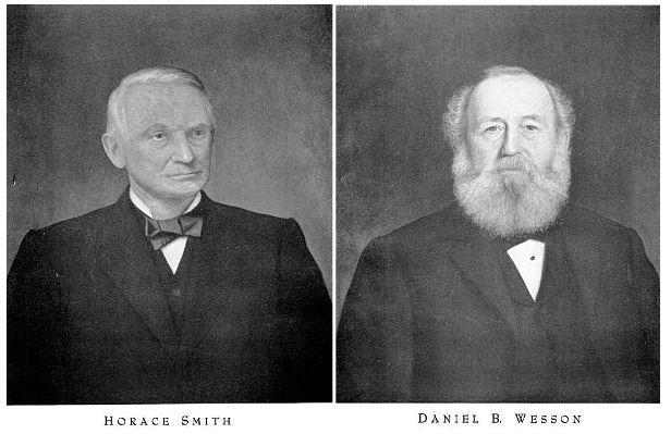Horace Smith, Daniel Wesson, Smith & Wesson
