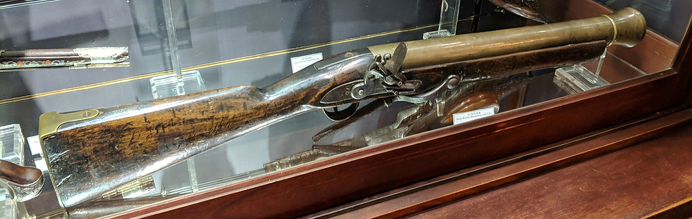 British naval blunderbuss