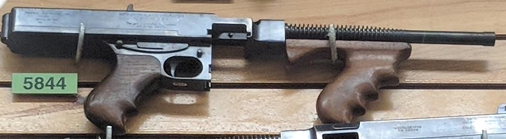 M1919, tommy gun, machine gun