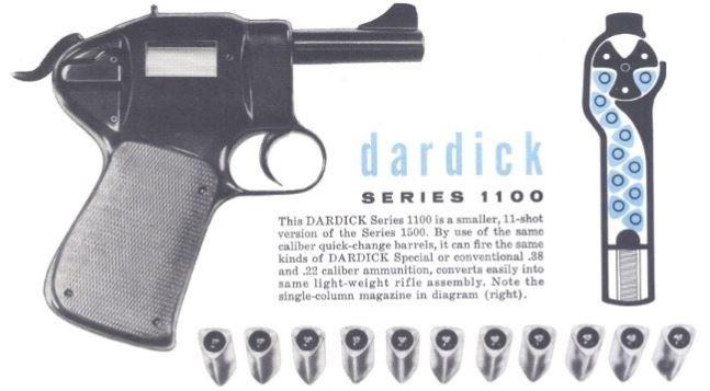 Dardick, advertisement