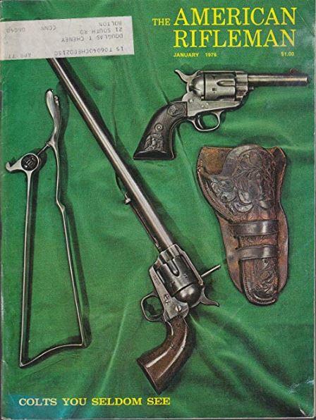 colt, buntline special, revolver, gun collector, rock island, nra, american rifleman