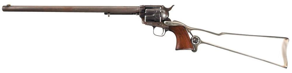 colt, buntline special, revolver, gun collector, rock island
