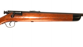 Carlos Hathcock's First Rifle