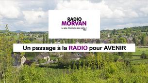 Un passage à la radio