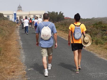 """La Vuelta al Cabo Prior confirma la buena acogida del programa """"En ruta con Equiocio"""""""