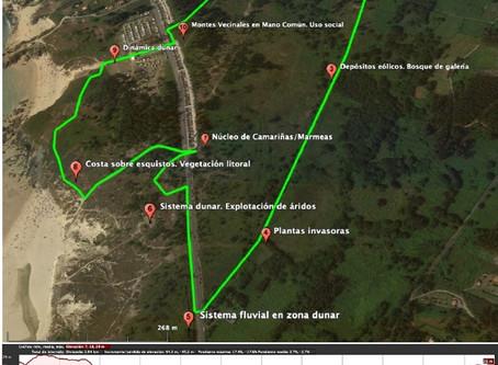 Una ruta para descubrir As Cabazas