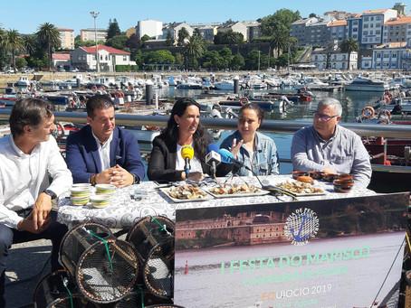 La I Fiesta del Marisco de Ferrol se celebra en Equiocio