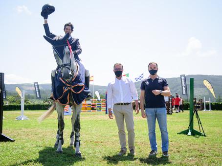 El portugués Ivo Carvalho se corona en el Gran Premio Cidade de Ferrol