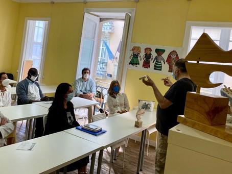 Equiocio se alía con el Patronato Concepción Arenal para  impulsar el empleo de personas inmigrantes